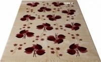 Машинен гладък килим на листа