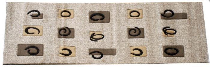 Машинен килим Мода релеф
