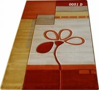 Правоъгълни машинни килими 125х200см