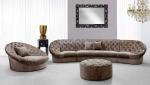 луксозни заоблени дивани