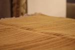 Машинни килими Мода гладки в бежево-кафявата, оранжевата, червената и зелената гама