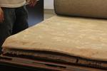 Ръчно вързани килими с вълнен тъфтинг в различни десени
