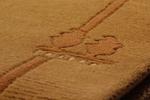 Изработване на ръчно вързани килими Индо Непал 100% вълна