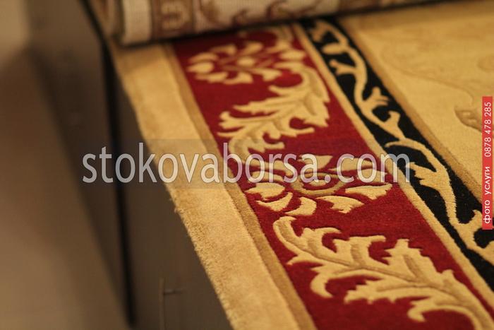 Ръчно изработени килими от 700лв до 5000лв с различни форми и размери