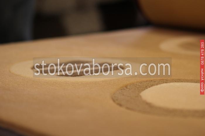 Ръчни килими с вълнен тъфтинг с различни модерни и класически десени